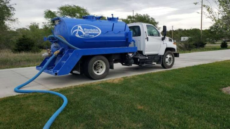 Septic System Information For Home Buyers In Kansas