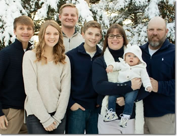 FM Abrams and Family